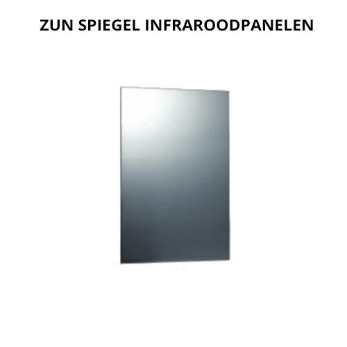 Zun Spiegel Infrarood zonnepanelen