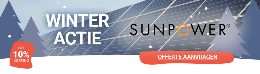 Sunpower offerte aanvragen