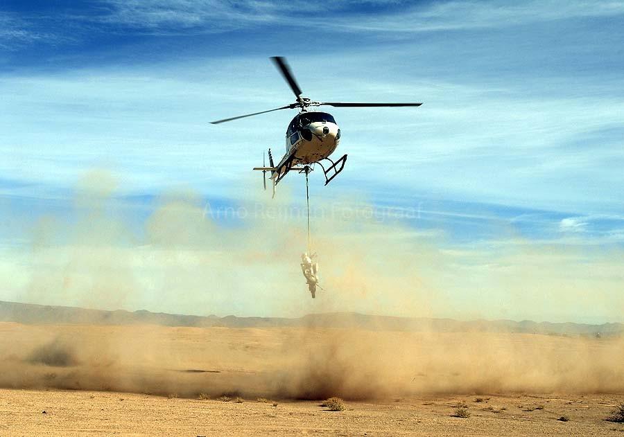 Zun bedrukt Helikopter