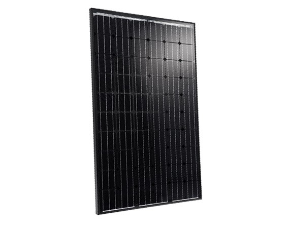 4x Solarwatt All Black 1180wp met SMA 1.5V omvormer